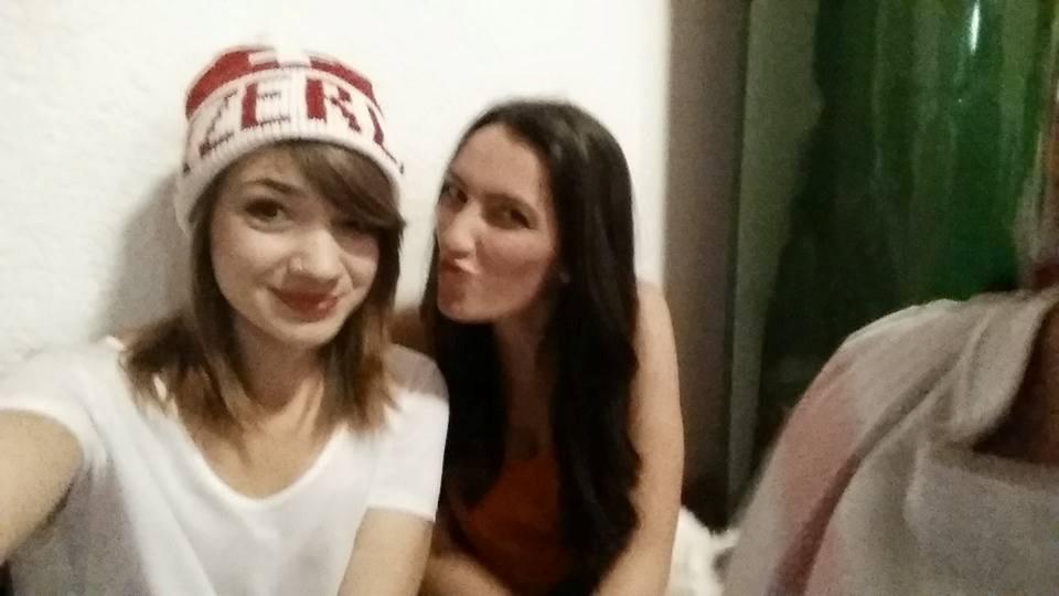 Swissco disco selfie