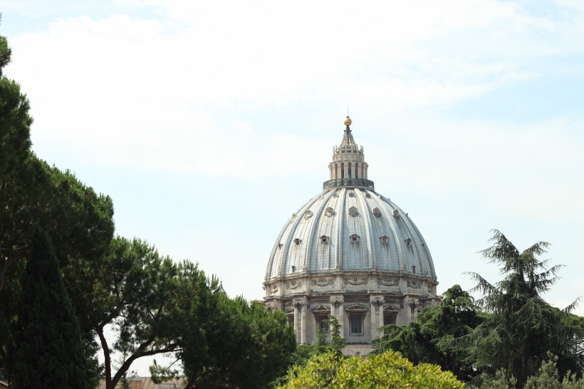 St Peters Basilica Dome