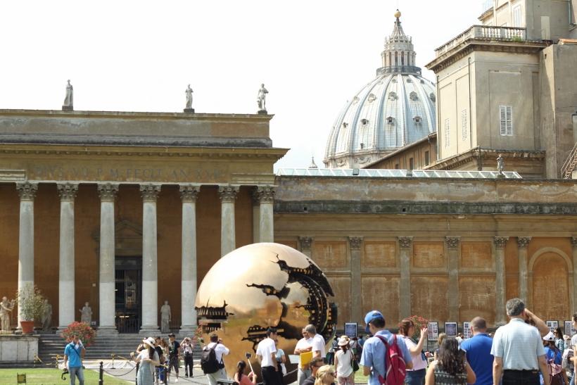Vatican City garde