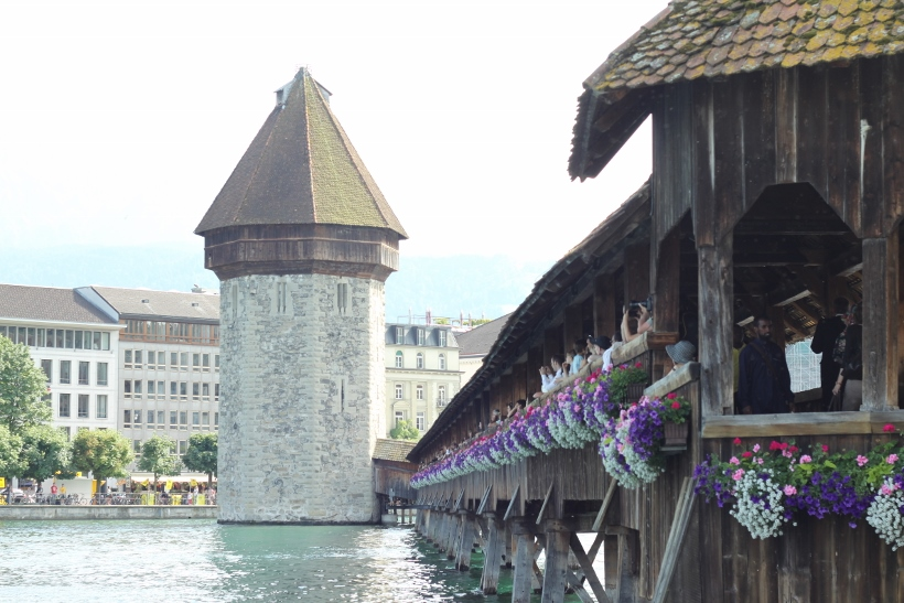 Lucerne Chapel Bridge
