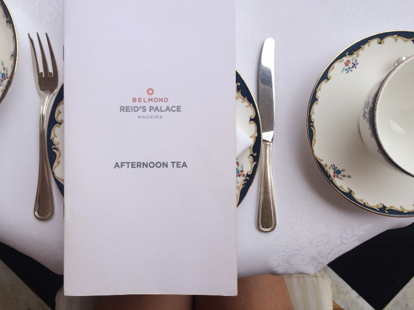 belmond reids palace afternoon tea menu