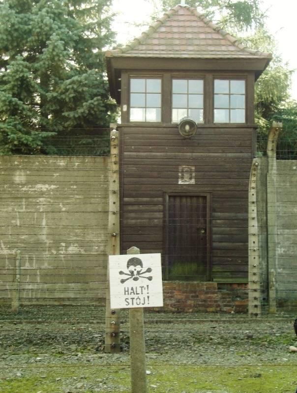 Aushwitz halt