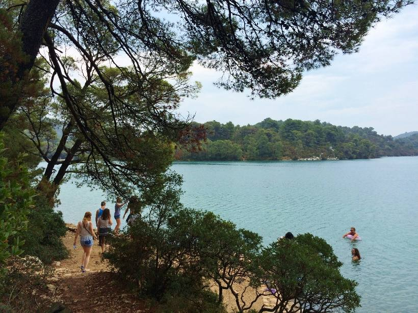 Lake Mljet National Park