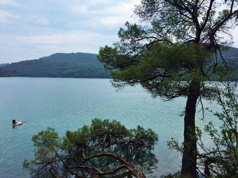Mjlet Lake