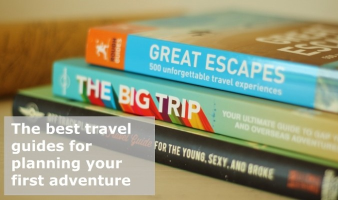best travel guides for first time travellers