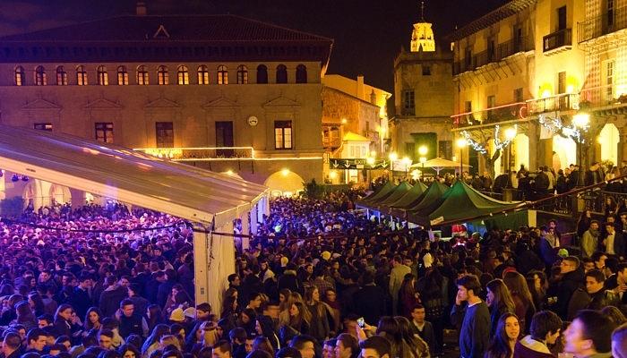 poble espanyol new year