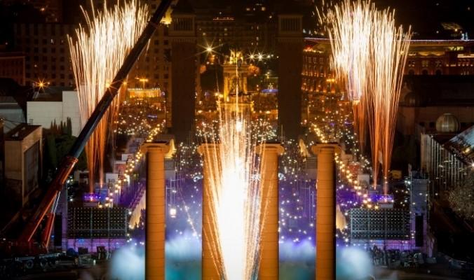 Barcelona 2015 New Year