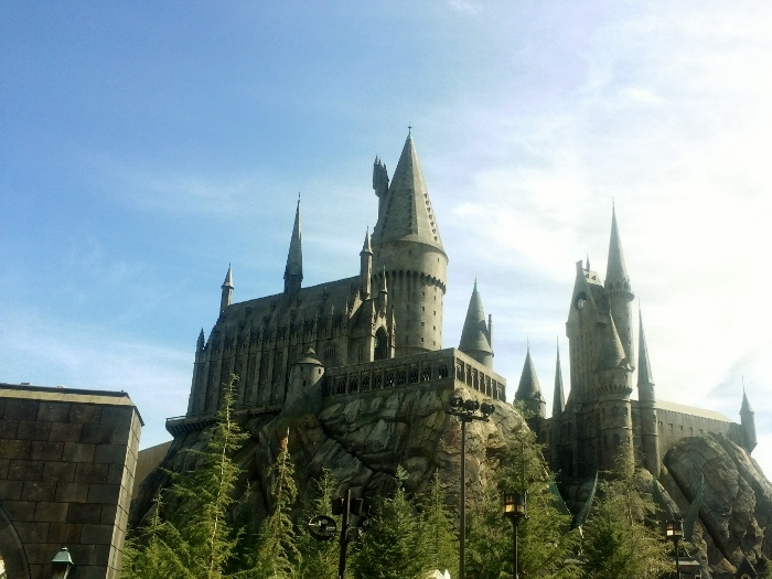 harry potter universal hollywood