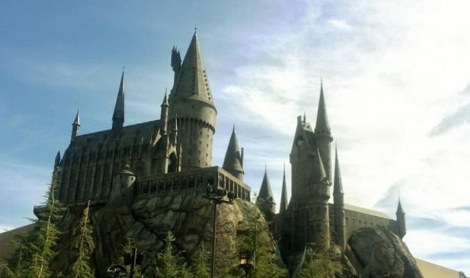wizarding world of harry potter universal studio hollywood