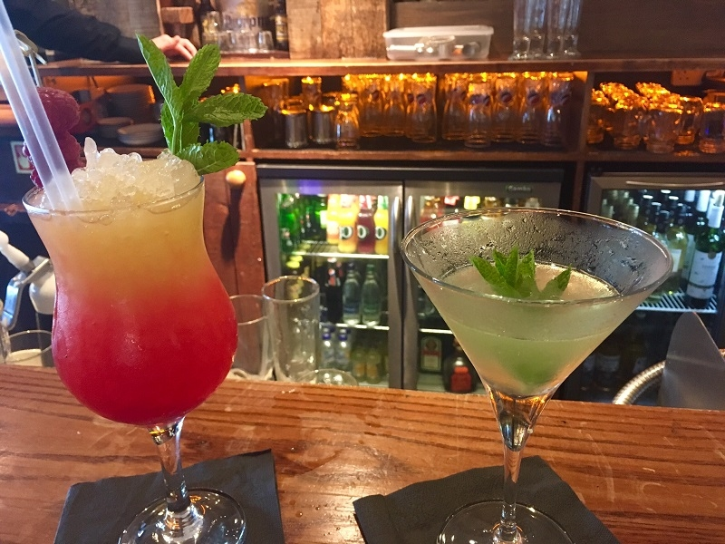 chiquitos cocktails
