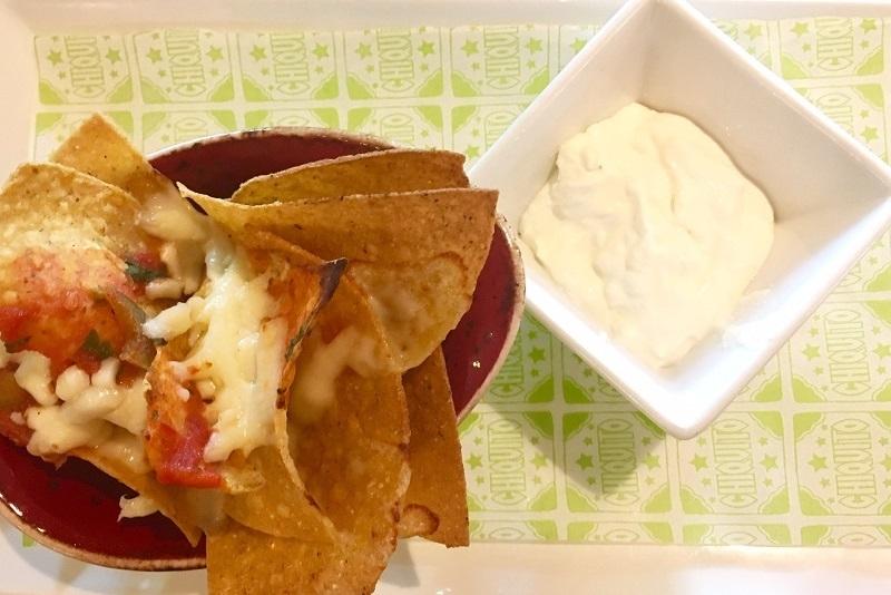 chiquitos nachos