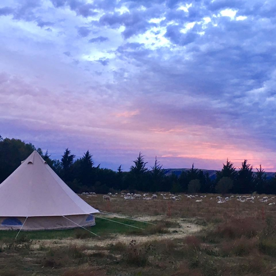 Glamping Airbnb Albury