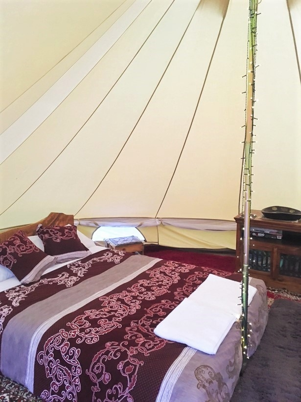 Glamping New Zealand