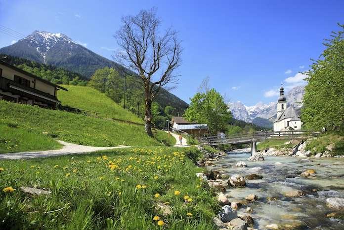 Berchtesgadener Land Bavaraia