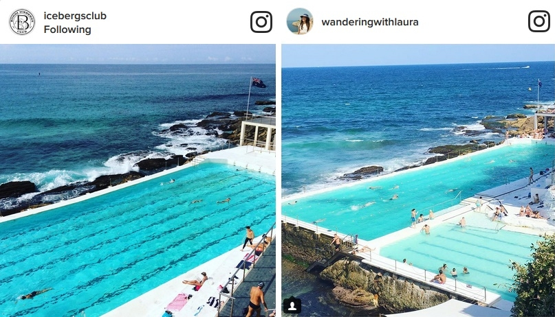 Instagram influencing travel
