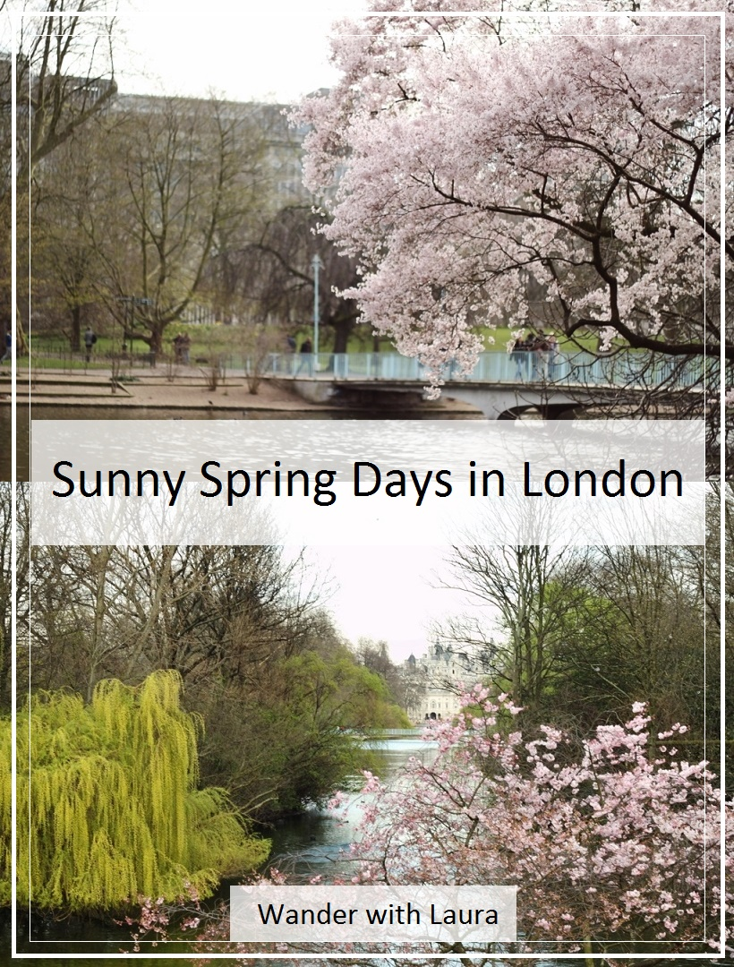 Spring Days in London