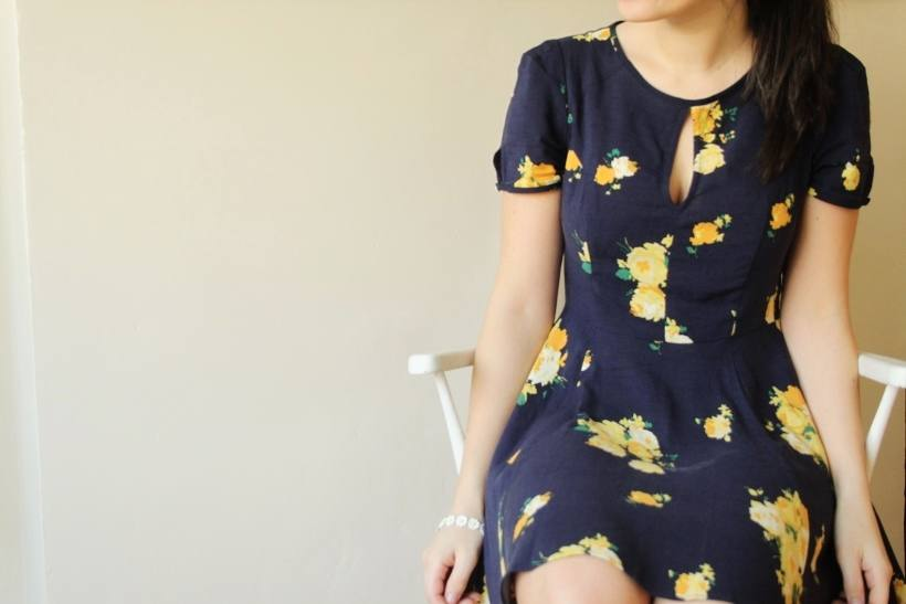 Spring Florals and Brogues