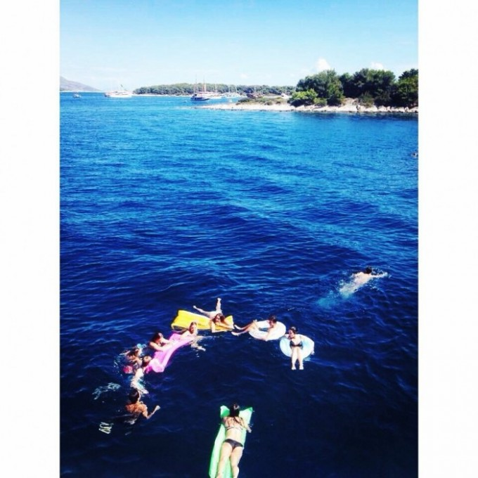 croatia swimming