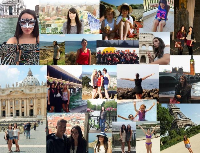 25 travel montage