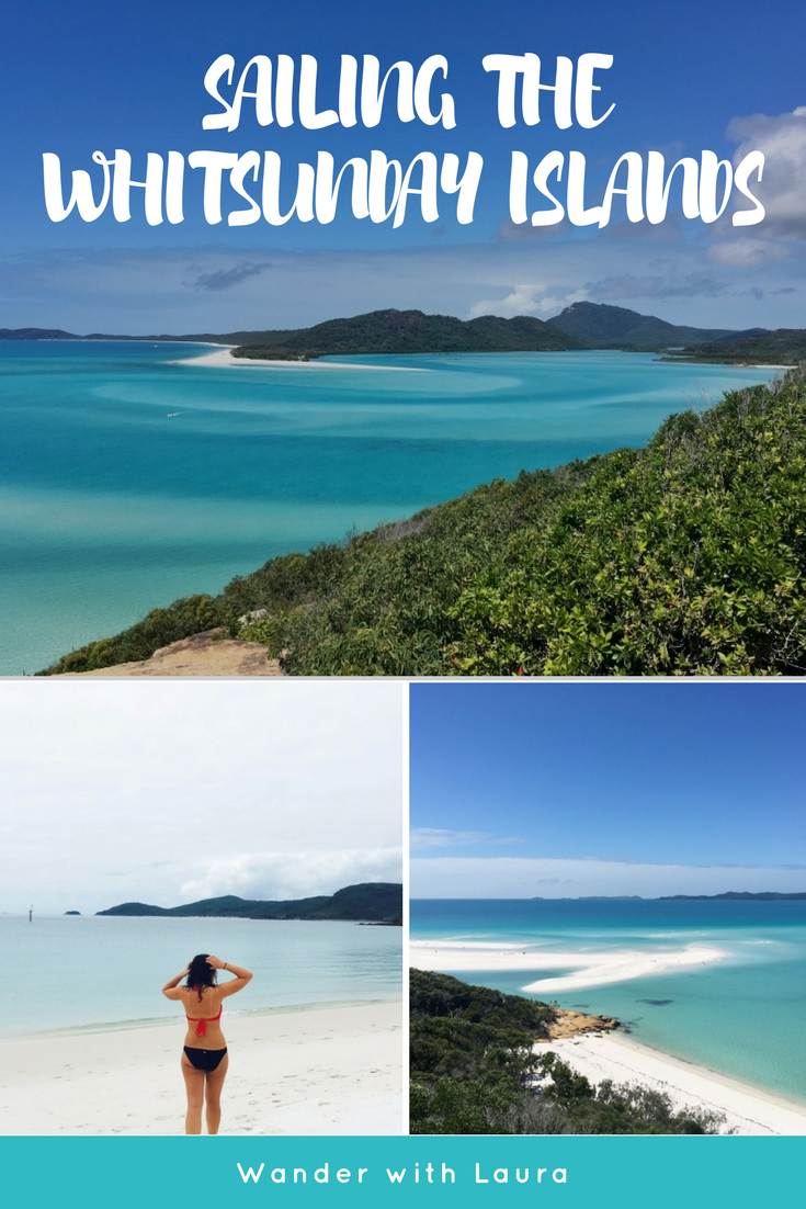 Sailing the Whitsunday Islands, Australia | Wander with Laura