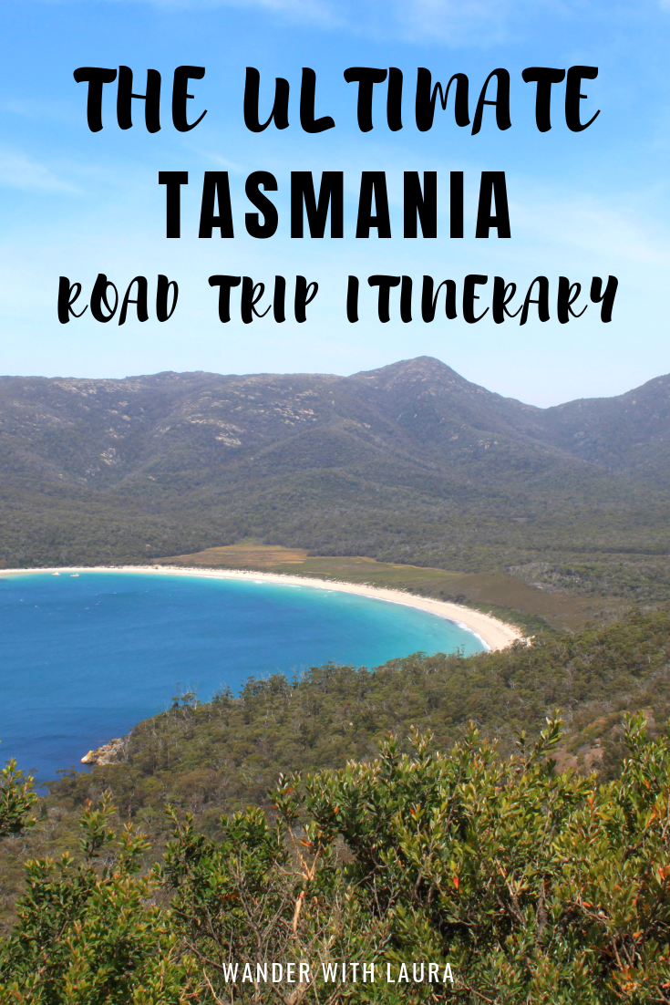 The ultimate Tasmania road trip itinerary