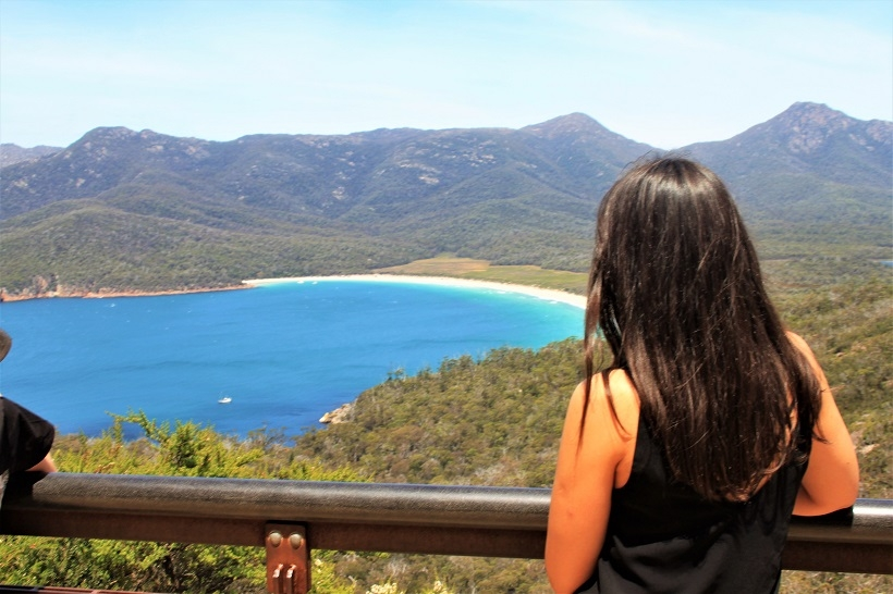 Wander with Laura Wineglass BAy