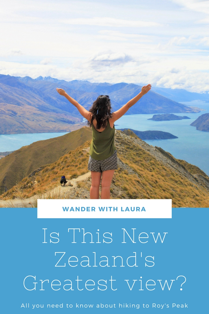 Roy's Peak Wanaka | Wander with Laura