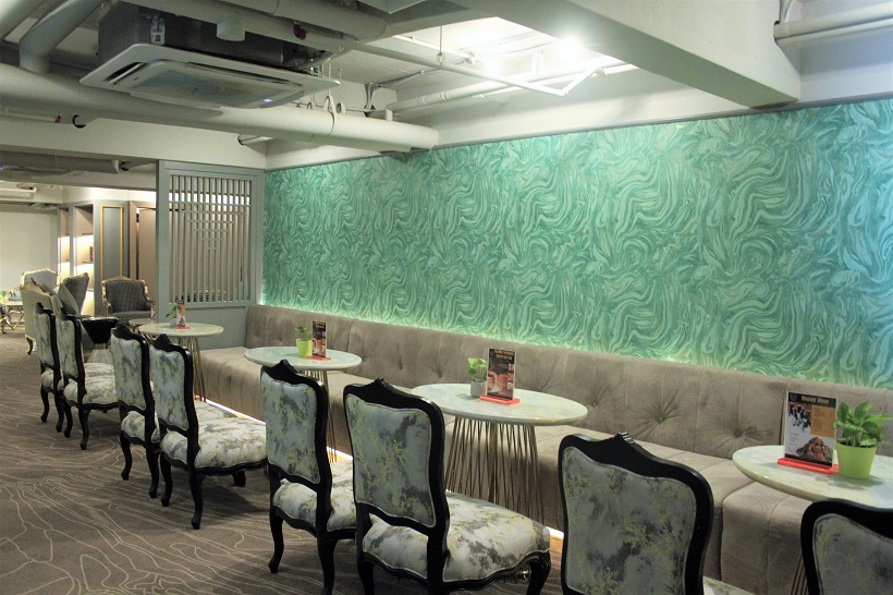Cosmo Hotel KL lounge