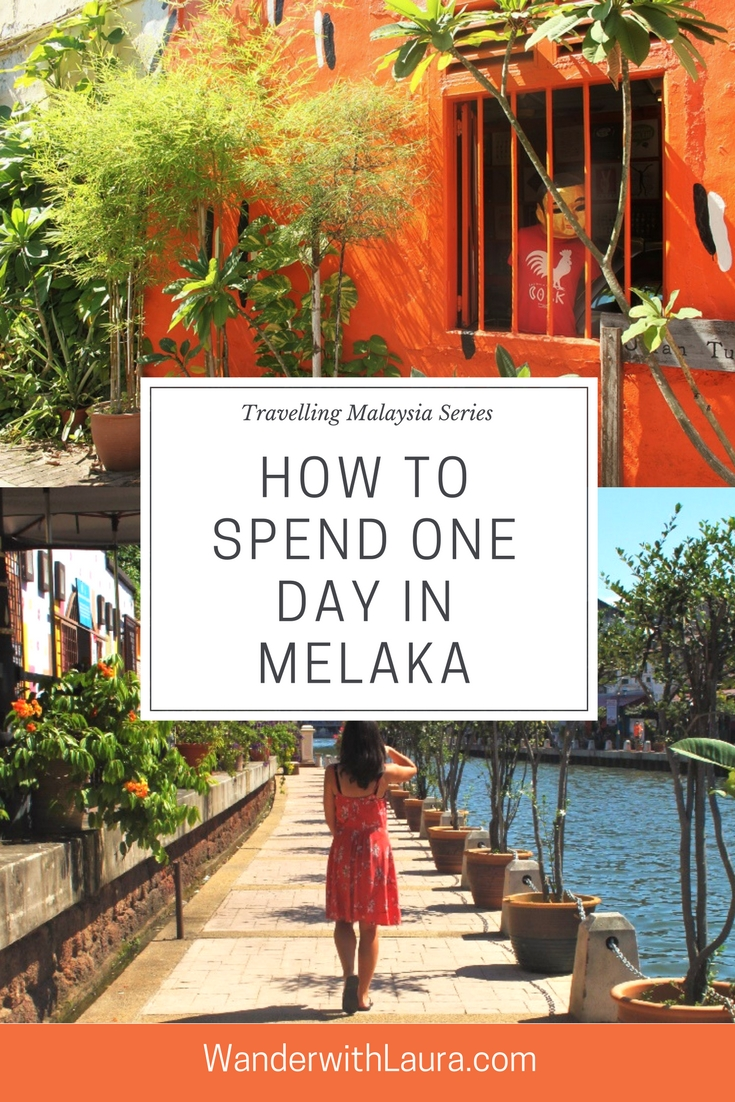 How to spend one day in Melaka