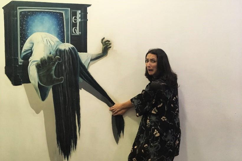 Samara trick art museum