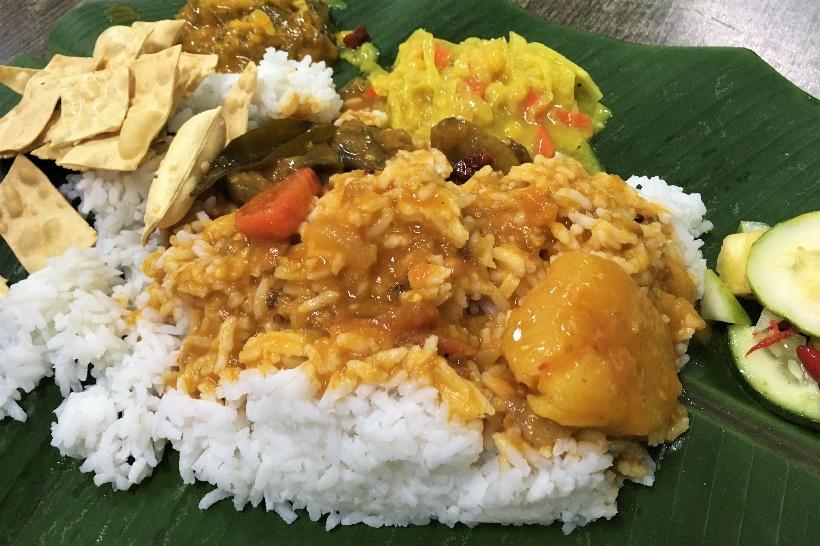 Selvam Restaurant Melaka