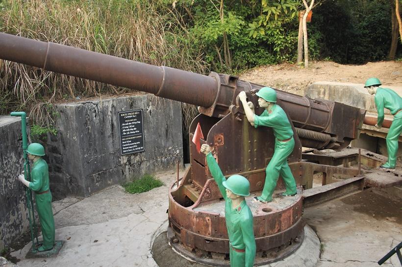 Fort Cat Ba Island