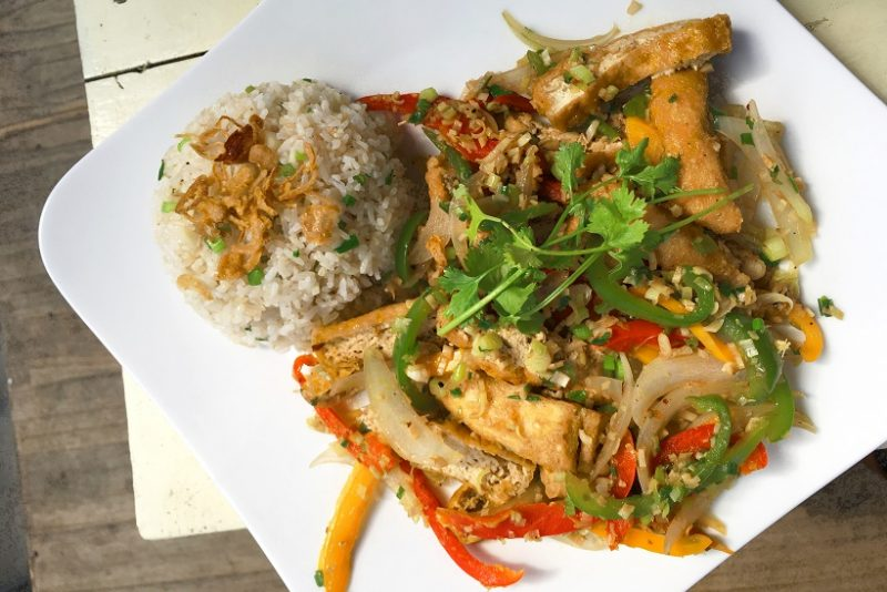 vegetarian food vietnam