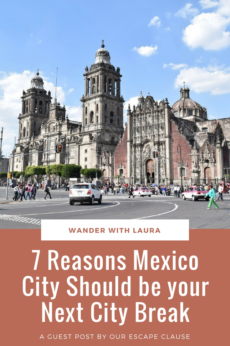7 Reasons Mexico City should be your next City Break | Wander with Laura