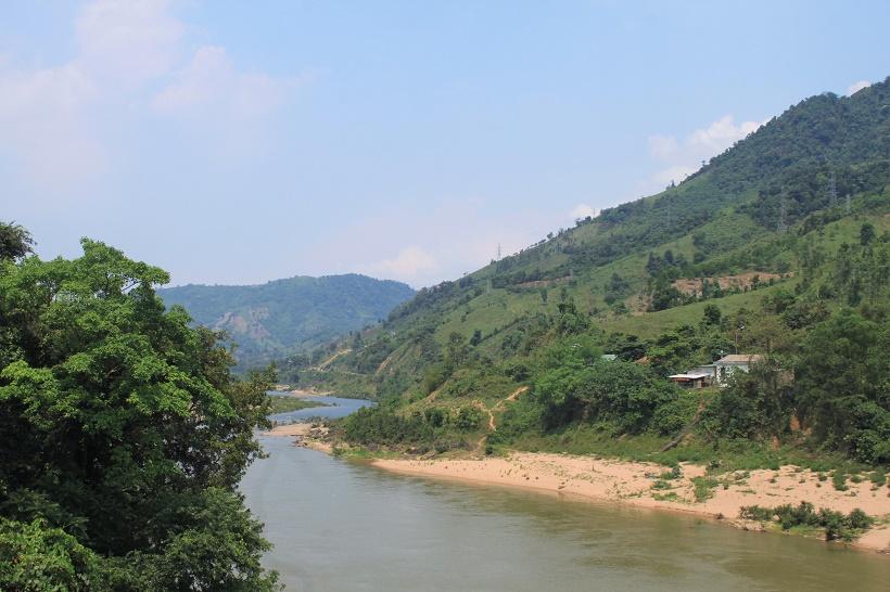 DMZ river Hue