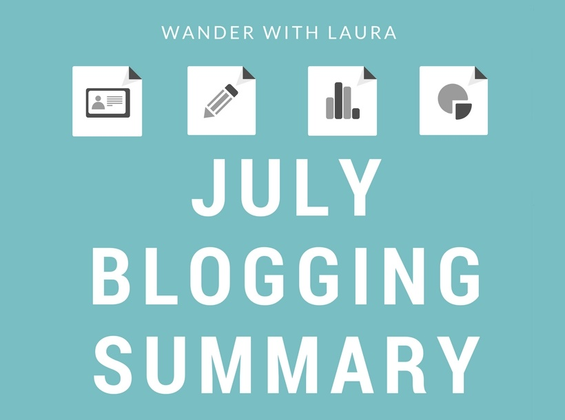 July Blogging Summary