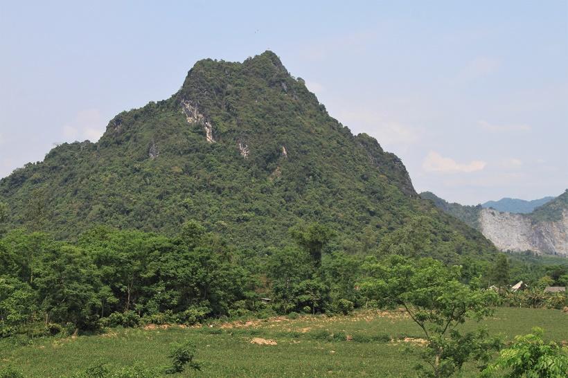Rockpile DMZ Vietnam