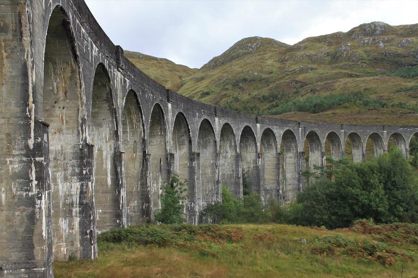 Glenfinnan Viaduct Harry Potter