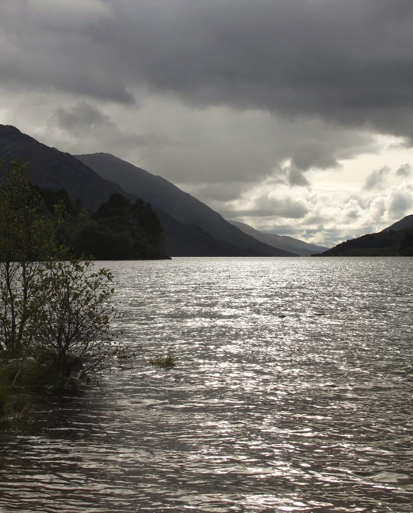 Harry Potter Black Lake Scotland