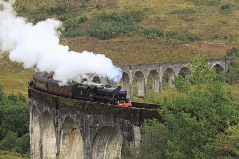 Real Hogwarts Express