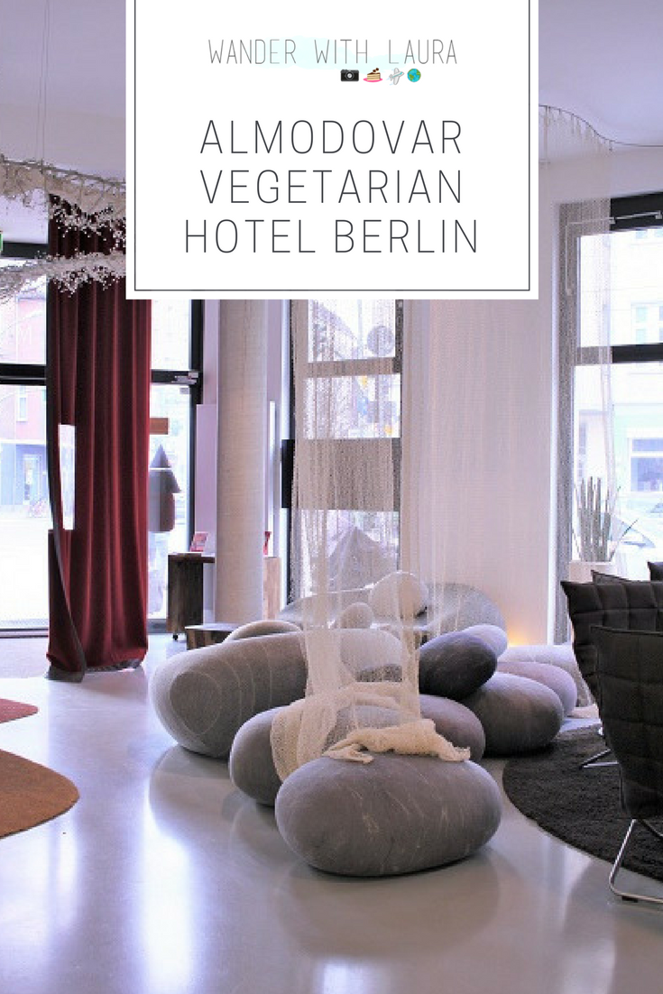 Almodovar Hotel Berlin Review | Vegetarian and Vegan Hotel | Wander with Laura