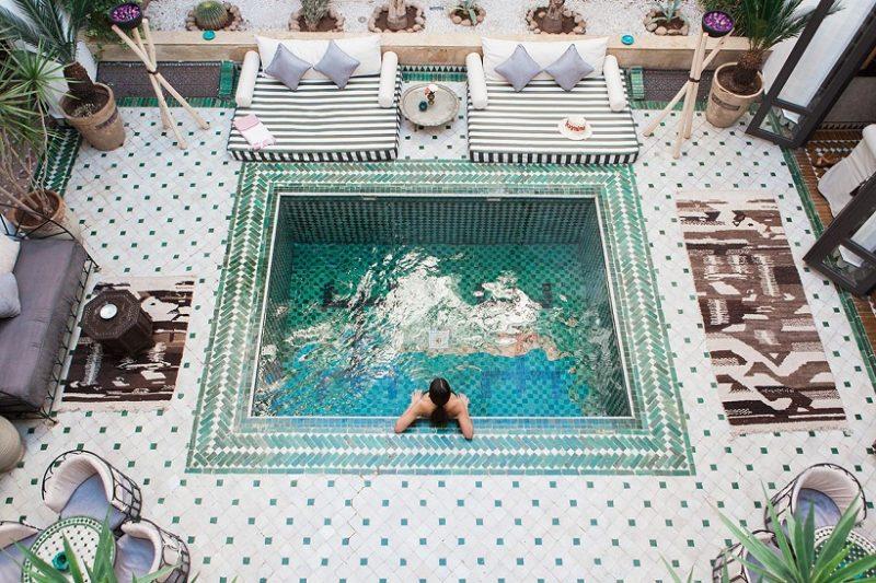 Riad Yasmine Marrakesh
