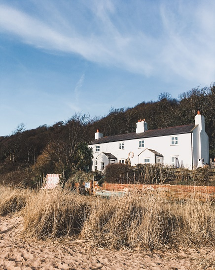 Thurstaston Beach House