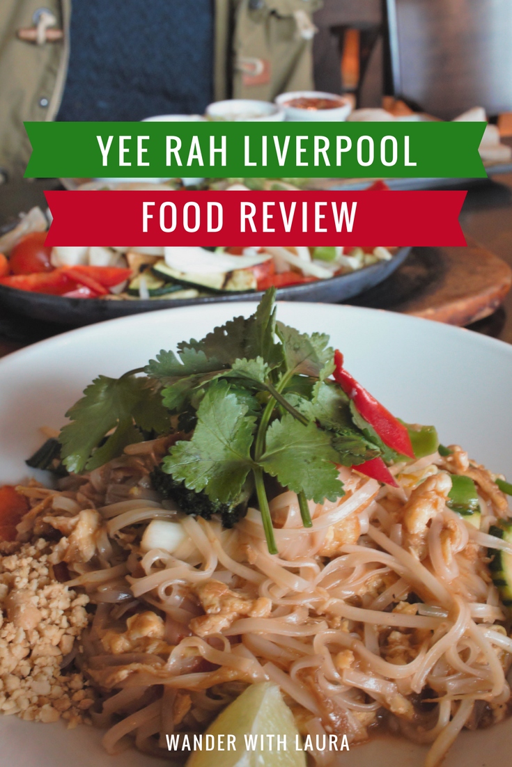 Yee Rah Liverpool Review | Wander with Laura