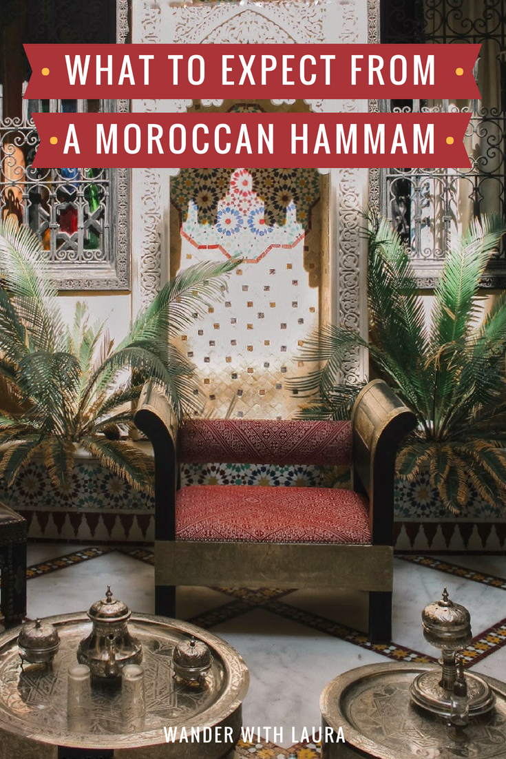 What to Expect from a Moroccan Hammam | Wander with Laura