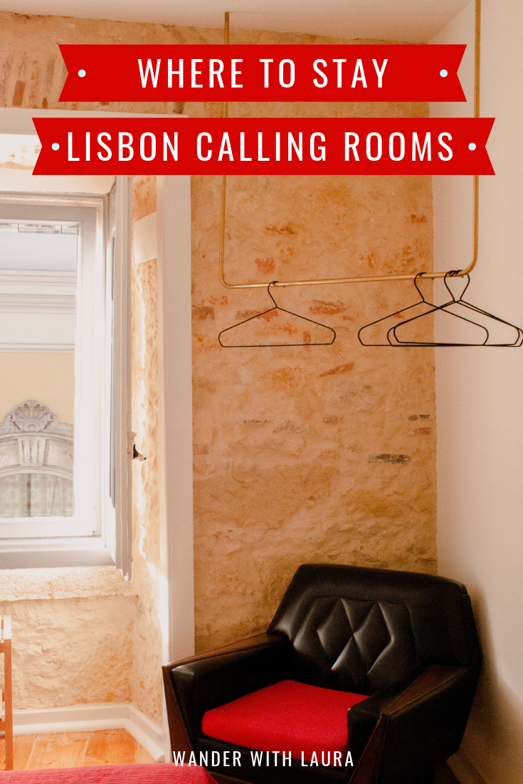 Lisbon Calling Rooms & Studio Review
