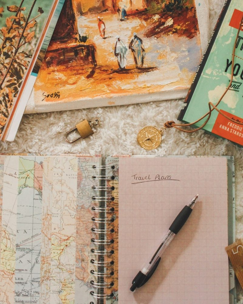 Planning a solo backpacking trip