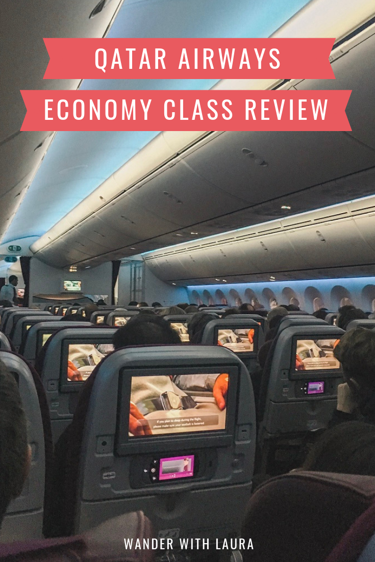 Qatar Airways Economy Class review