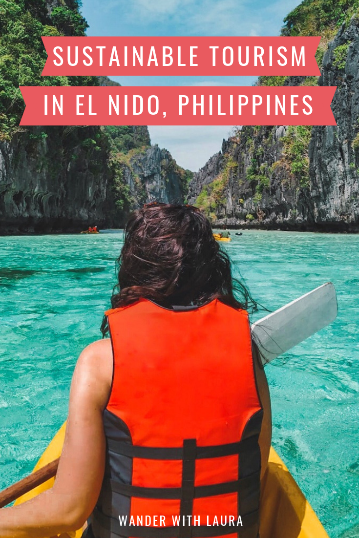 Sustainable tourism in El Nido