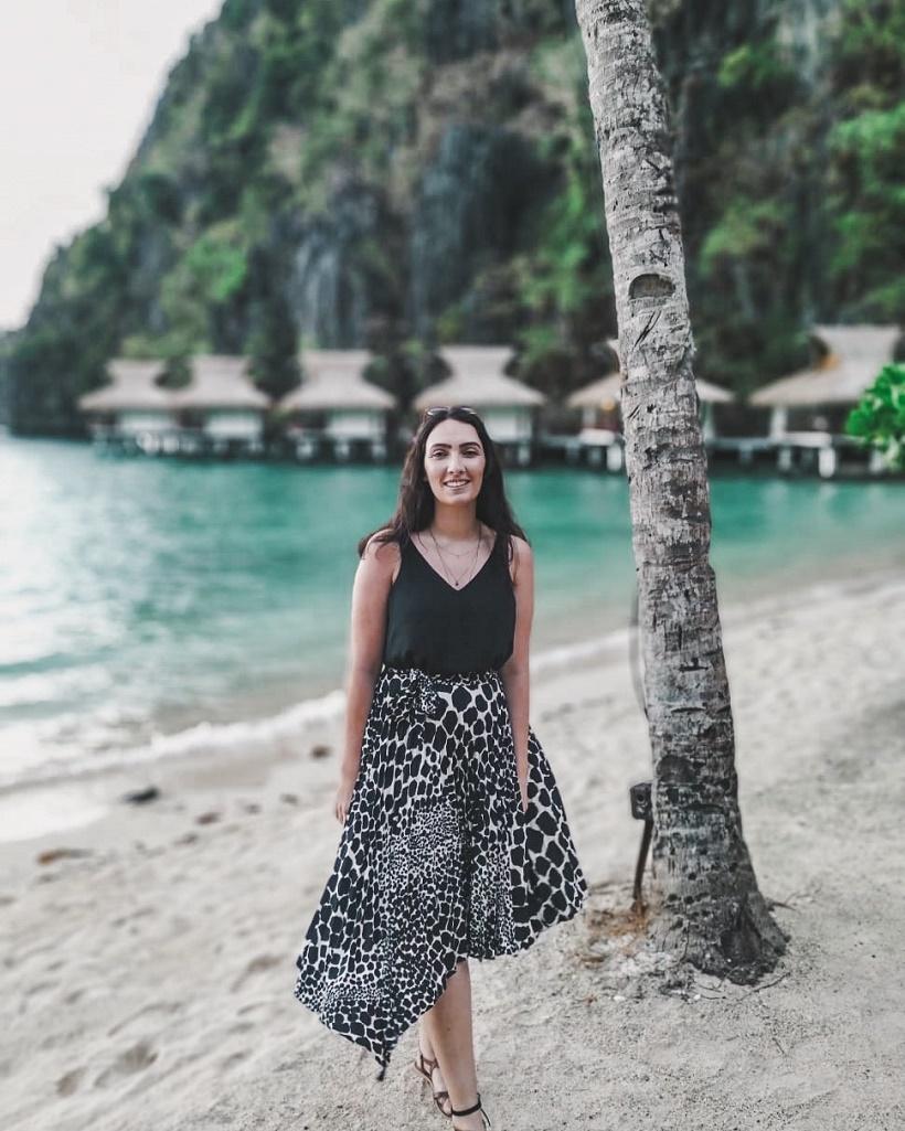 Beach at Miniloc Island Resort